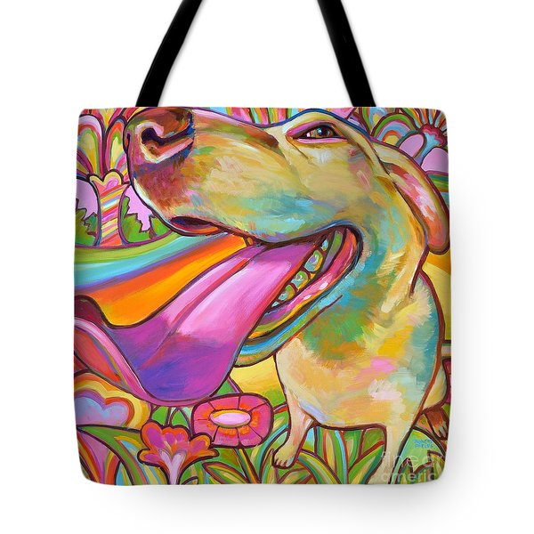 Dog Daze Of Summer Tote Bag by Robert Phelps