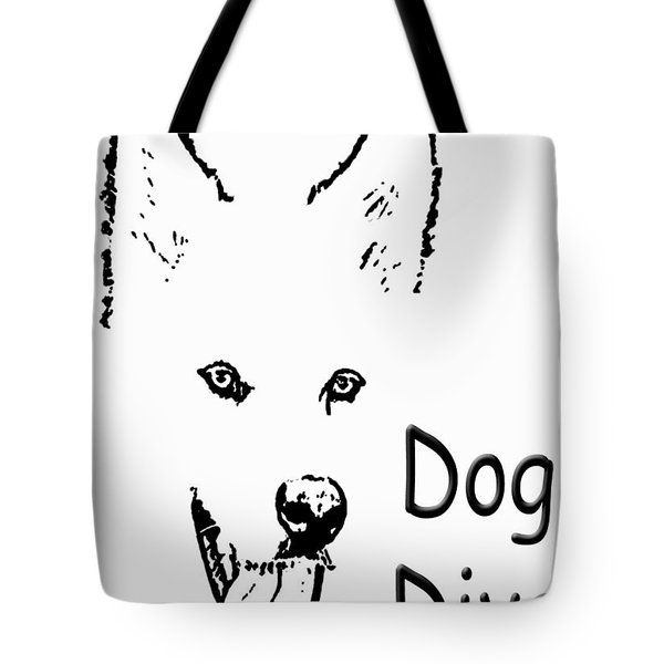 Tote Bag featuring the photograph Dog Diva by Robyn Stacey