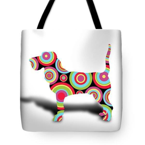 dog Tote Bag by Mark Ashkenazi