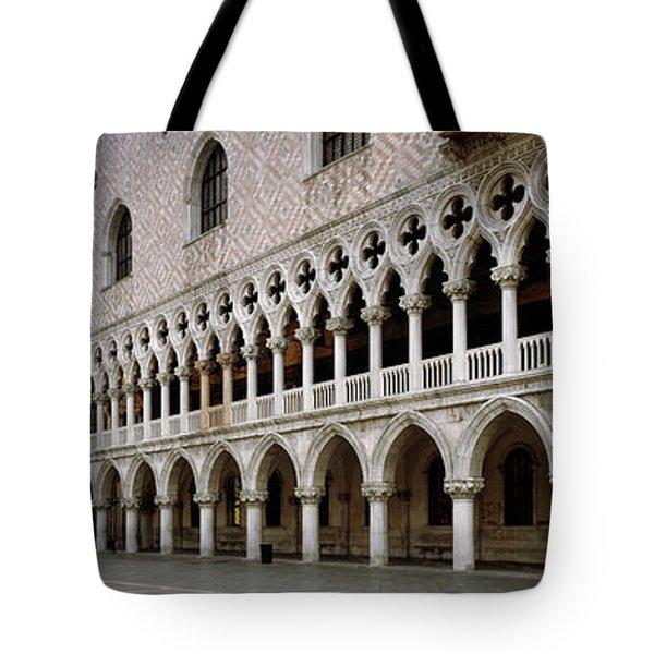 Doge's Palace And Basilica San Marco Tote Bag