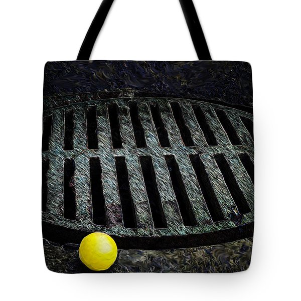 Dogs Eye View Tote Bag