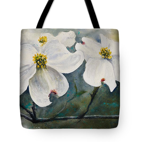 Dogwood 7 Tote Bag