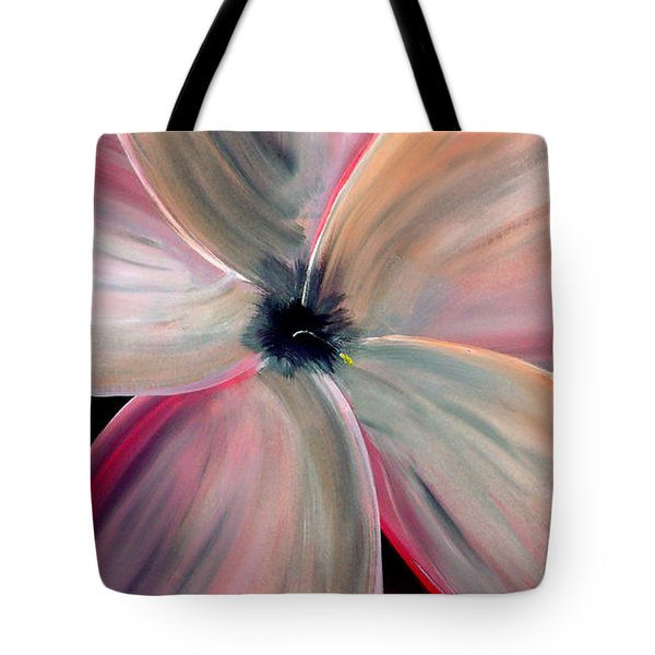 Dogwood Bloom Tote Bag by Mark Moore