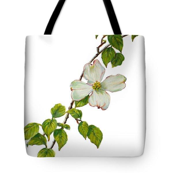 Dogwood - Cornus Florida Tote Bag