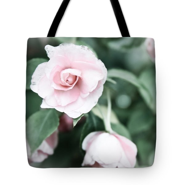 Doin The Dainty Dance Tote Bag by Theresa Johnson