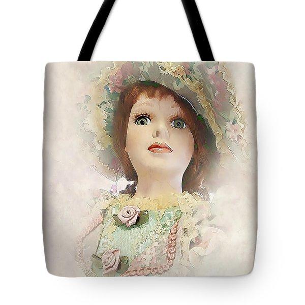 Doll 624-12-13 Marucii Tote Bag by Marek Lutek