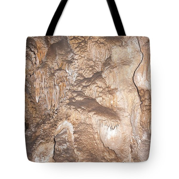 Dolls Theater Carlsbad Caverns National Park Tote Bag