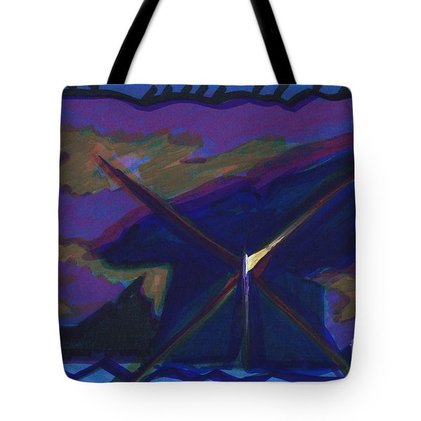 Dolmen Tote Bag by First Star Art