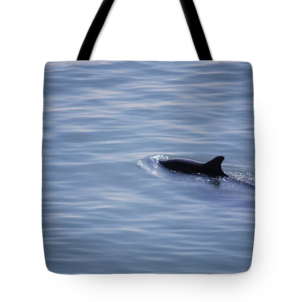 #lifemovesalonglikewater Tote Bag by Becky Furgason
