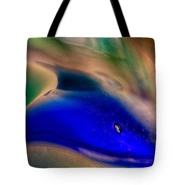 Dolpins Tote Bag by Omaste Witkowski