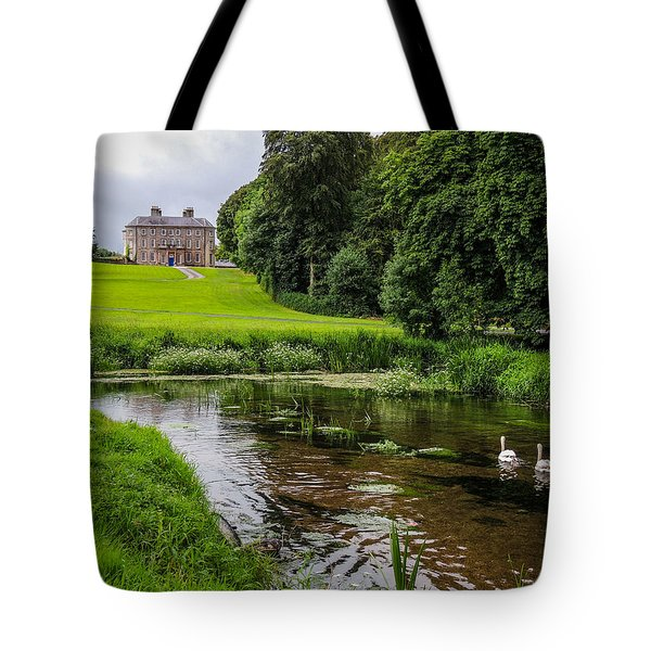 Doneraile Court Estate In County Cork Tote Bag