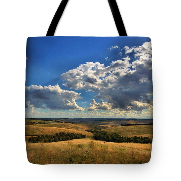 Donny Brook Hills Tote Bag by Joy Watson