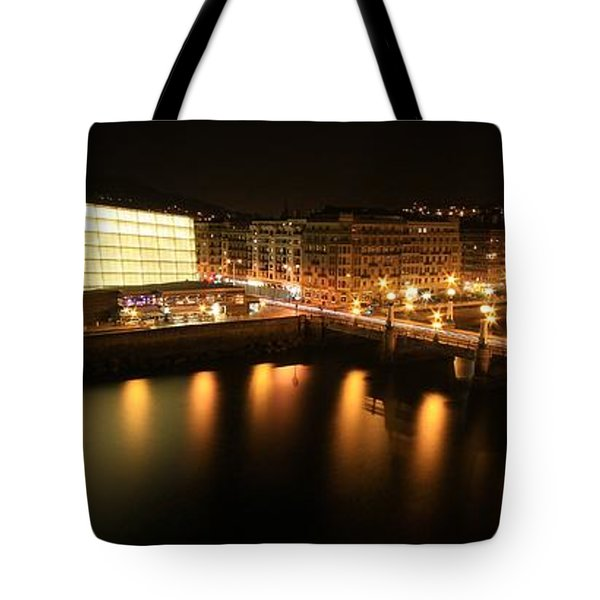 Donostia 2016 Tote Bag