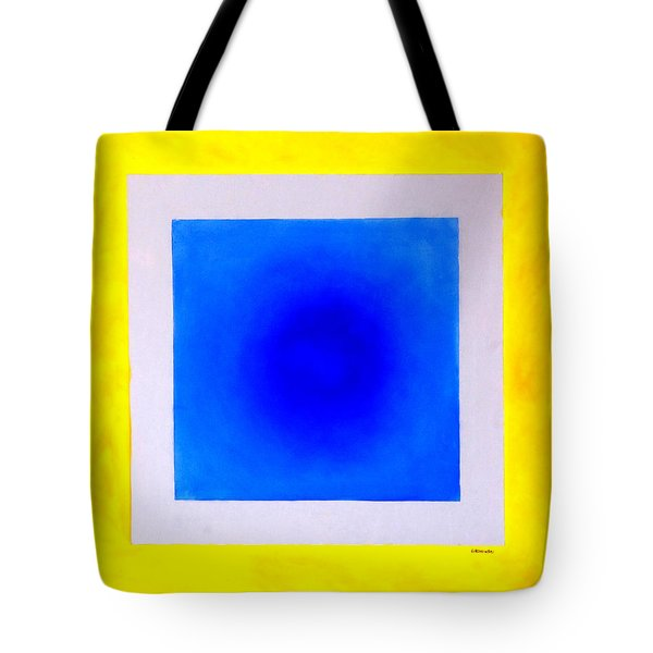 Tote Bag featuring the painting Don't Conform by Thomas Gronowski