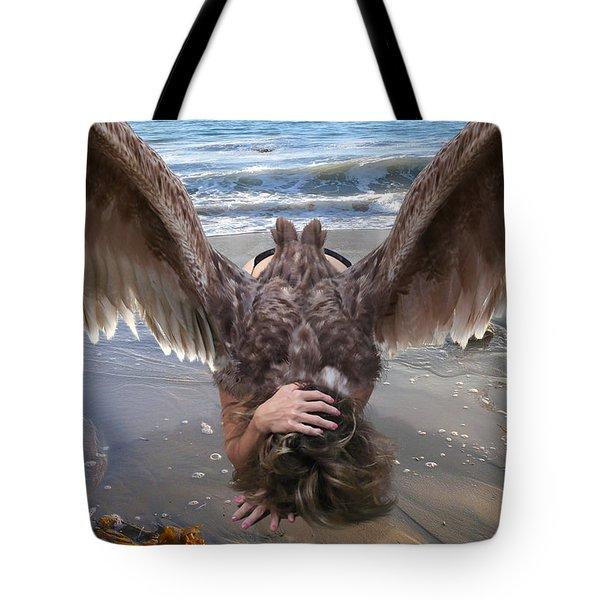 Don't Deny Him Tote Bag