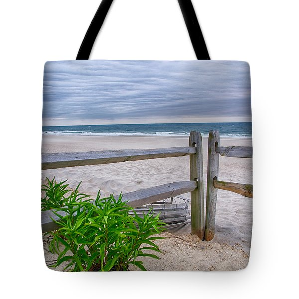 Don't Fence Me In Tote Bag by Mark Miller