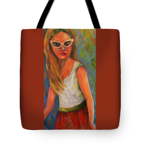 Don't I Know You? Girl Tote Bag