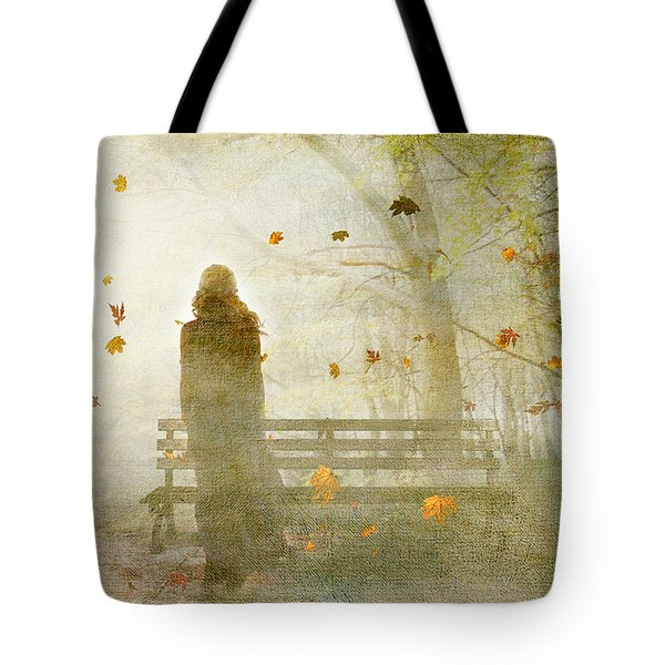 Don't Look Back ... Tote Bag