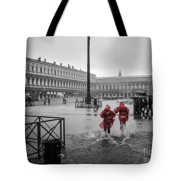 Tote Bag featuring the photograph Don't Postpone Joy by Peta Thames