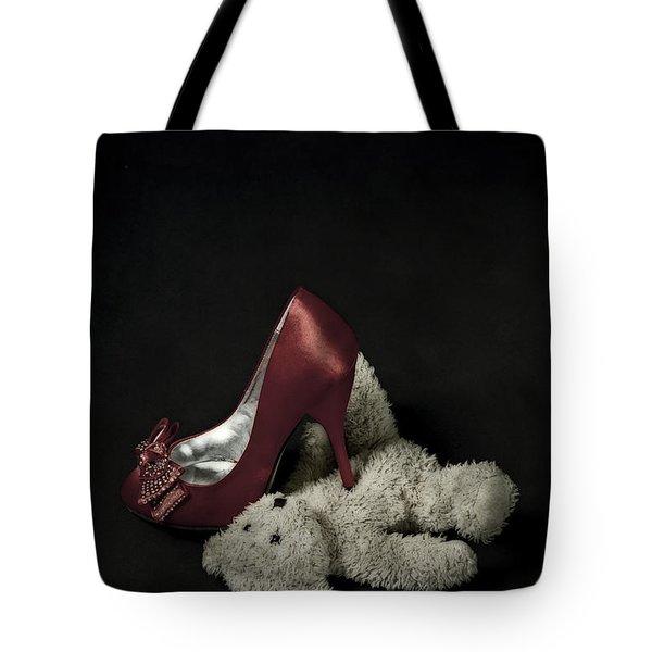 Don't Step On Me Tote Bag by Joana Kruse