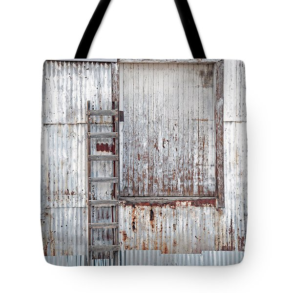 Tote Bag featuring the photograph Door 1 by Minnie Lippiatt