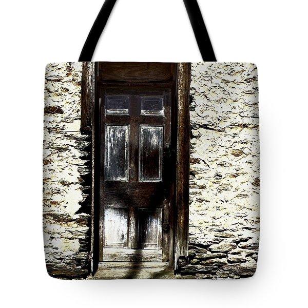 Door 3769 Tote Bag