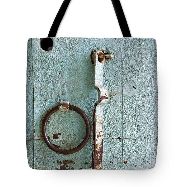 Door Detail Tote Bag