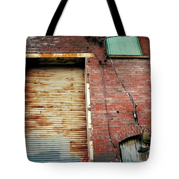 Door Number One Tote Bag