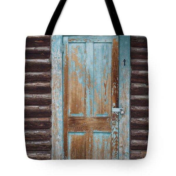 Door One Tote Bag