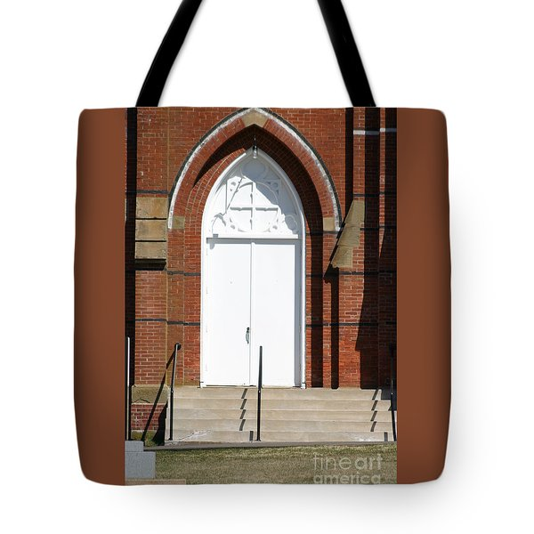 Door To Heaven Tote Bag