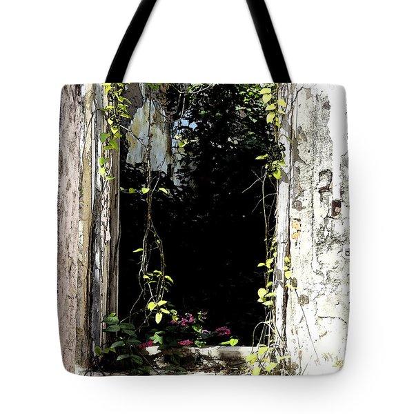 Doorway Delights Tote Bag
