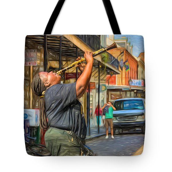 Doreen Ketchens - Paint Tote Bag