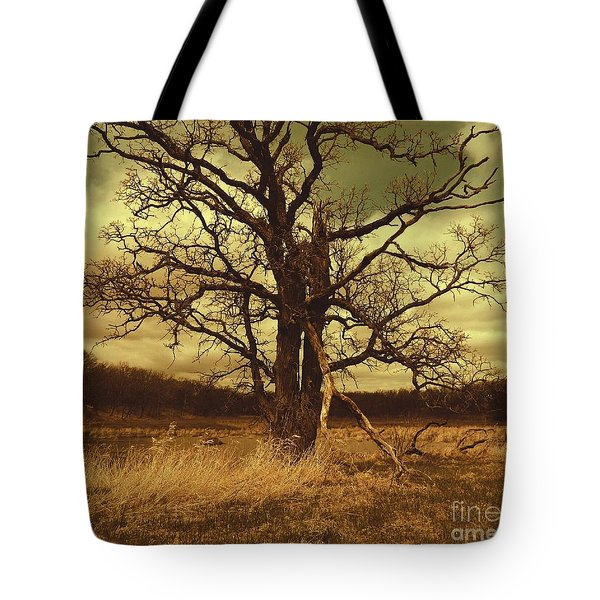 Dormant Beauty Tote Bag