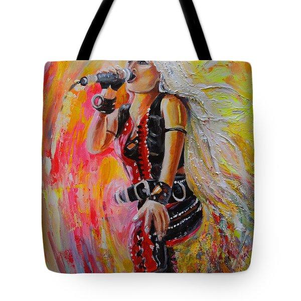 Doro Pesch Tote Bag
