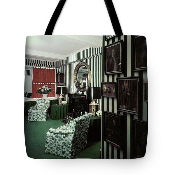 Dorothy Draper's Study Tote Bag