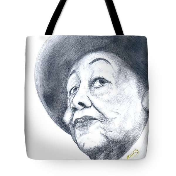 Dorothy Height Tote Bag