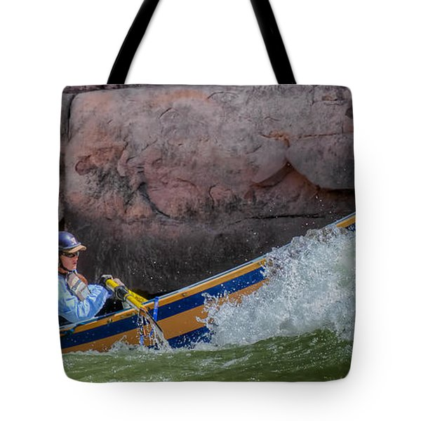 Dory Run Tote Bag