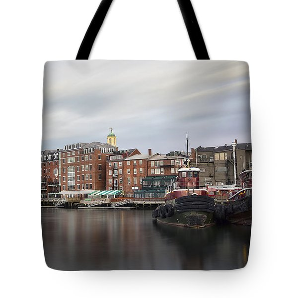 Dos Amigos Tote Bag by Eric Gendron