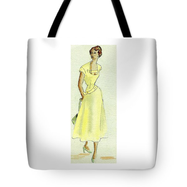 Summer Sunshine Tote Bag by Beverly Solomon Design