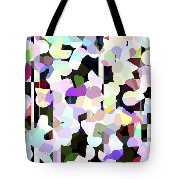 Dotted Car -part 1 Tote Bag