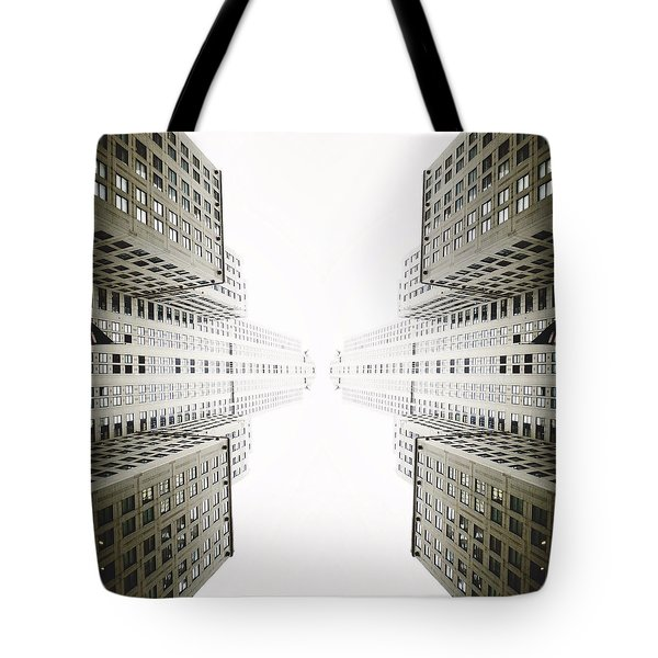 Double Deco Tote Bag