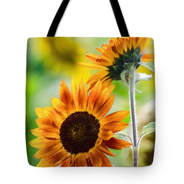 Double Dose Of Sunshine Tote Bag by Jordan Blackstone