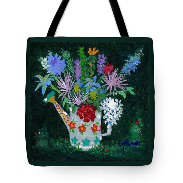 Double Duty Tote Bag