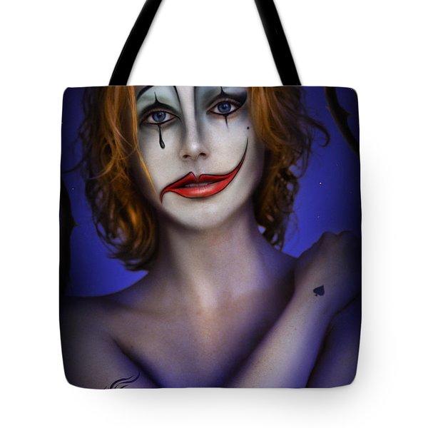 Double Face Tote Bag by Alessandro Della Pietra