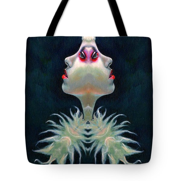 Double Faced Tote Bag