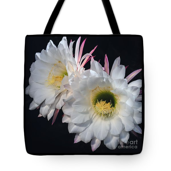 Double Illumination Tote Bag