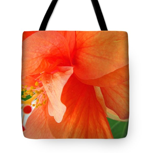 Double Peach Tote Bag