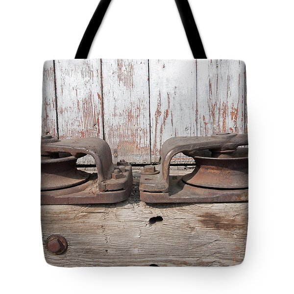 Double Pully Tote Bag