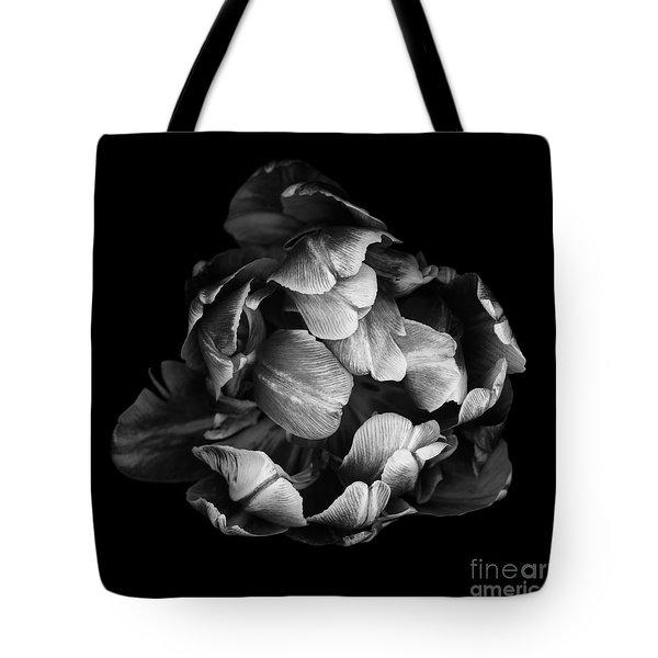 Double Tulip Tote Bag by Oscar Gutierrez