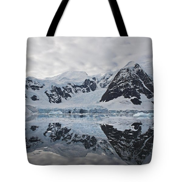 Doubleup... Tote Bag by Nina Stavlund